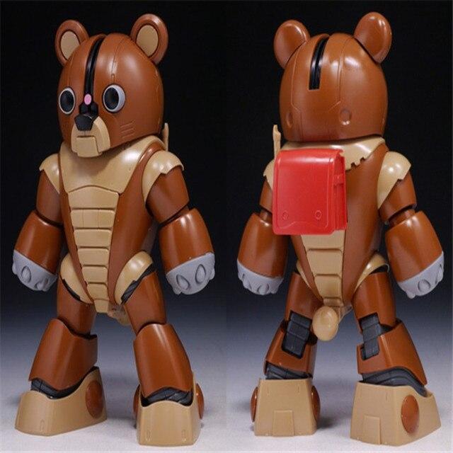 Gundam модель BEARMO Beargguy медведь модель HG 1/144 оригинал медведь overlord DIY детский праздник подарок gpb-04 сборка робота игрушки