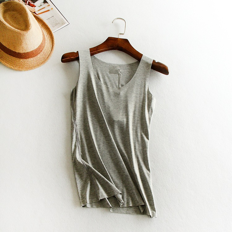 Summer New Solid Tanks Girl Women Fashion Custom Logo Photo Text Printed Tees Sexy High Elastic Plus Size Femme Top Vest 2018