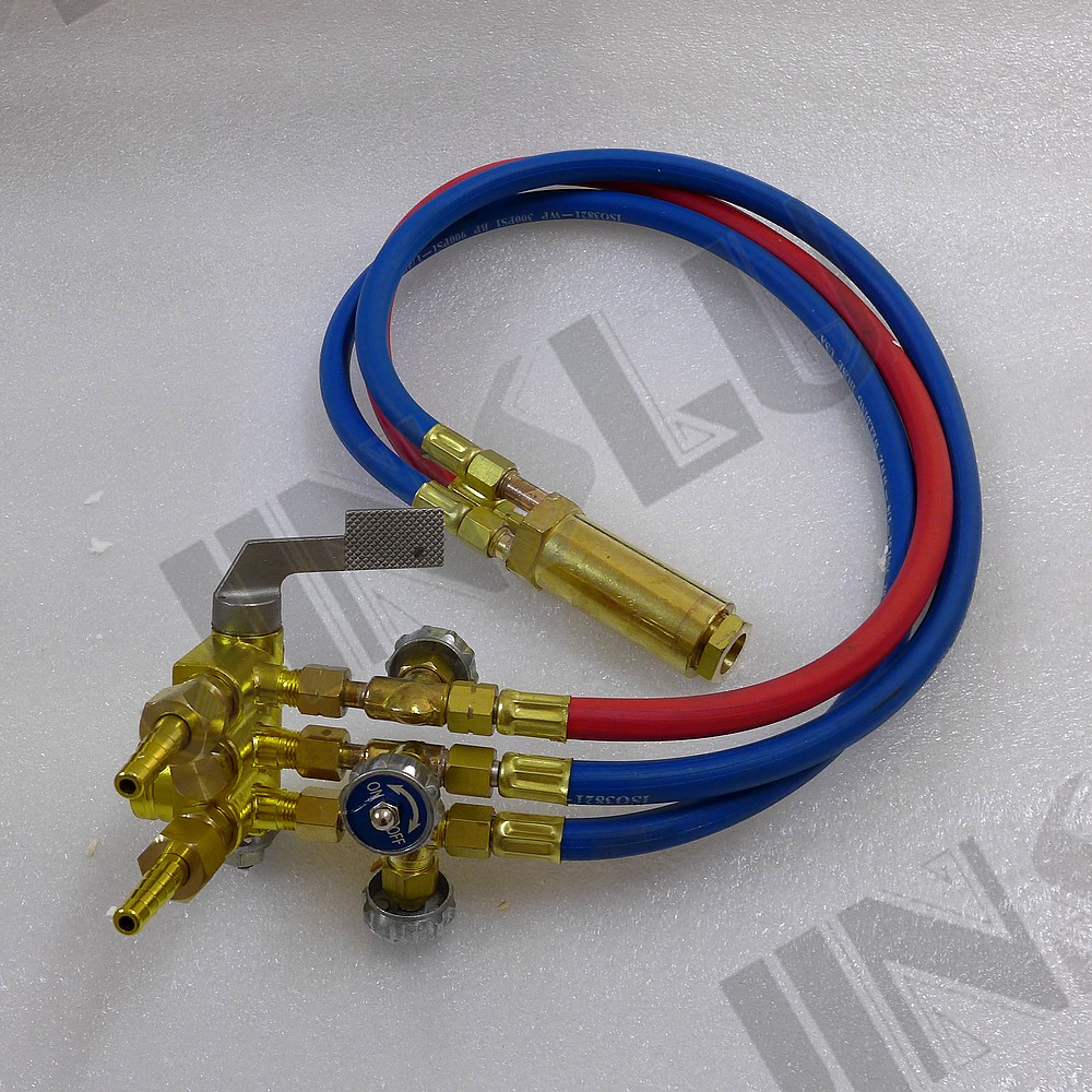 Hose Kit for Anm Anme Cutting Nozzles Torch Track Burner CG1 Gas Flame Cutting machine Cutter