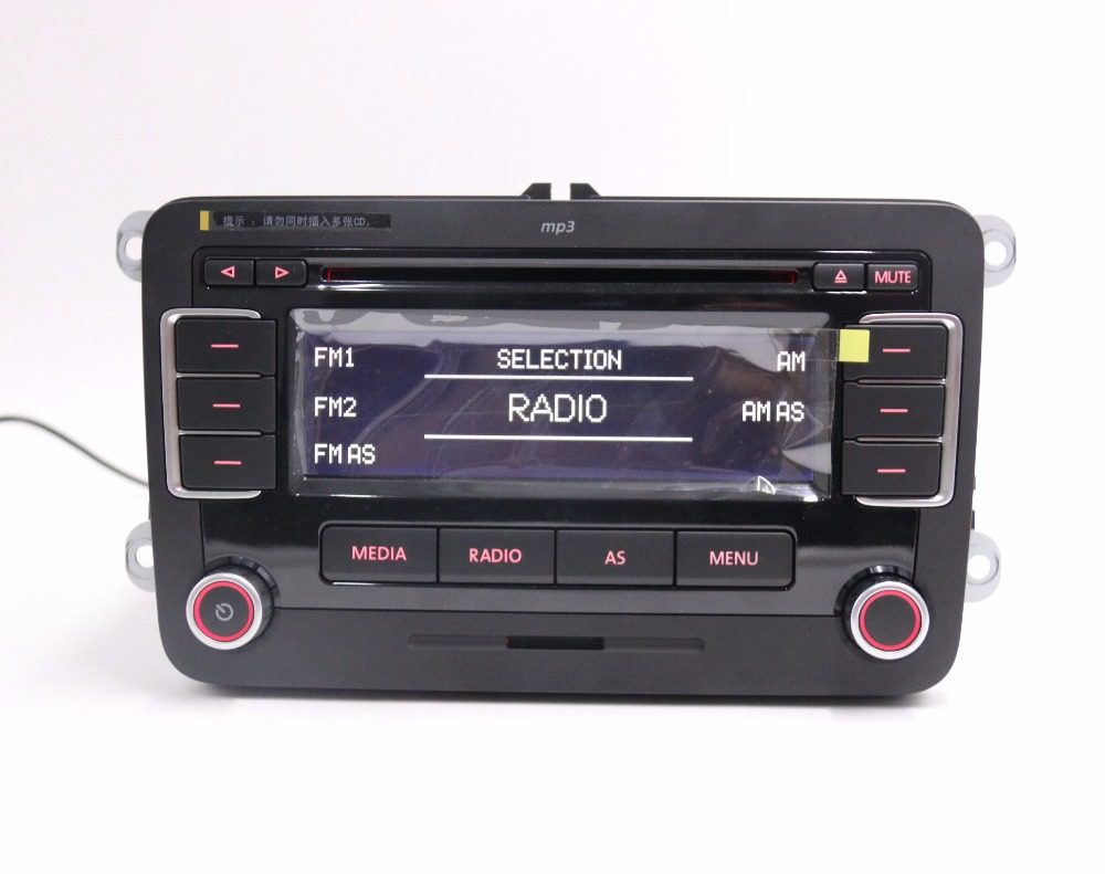 RCD300 PLUS RCN210 MP3 USB Player CD MP3 Radio FOR VW Golf 5 6 Jetta Mk5  MK6 Passat B6 CC B7-in Car CD Player from Automobiles & Motorcycles on ...