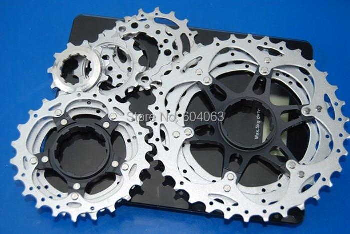 10 G/änge SHIMANO XT CS-M771 Fahrradkassette