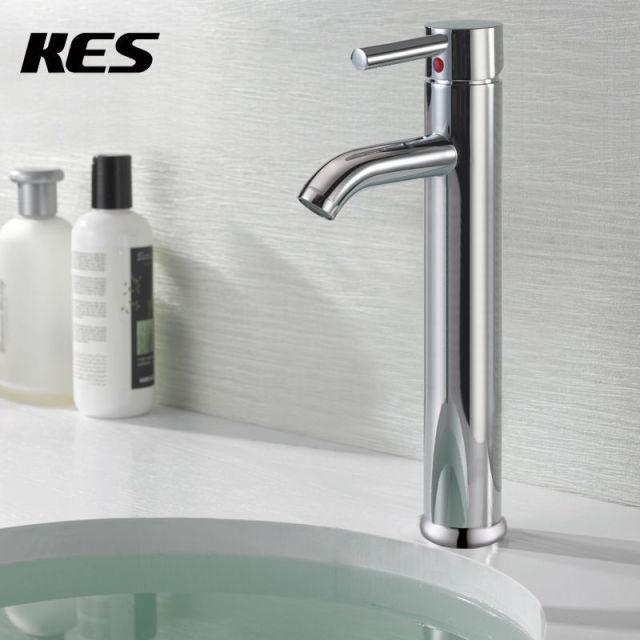 kes l306b euro modern contemporary bathroom lavatory vanity vessel