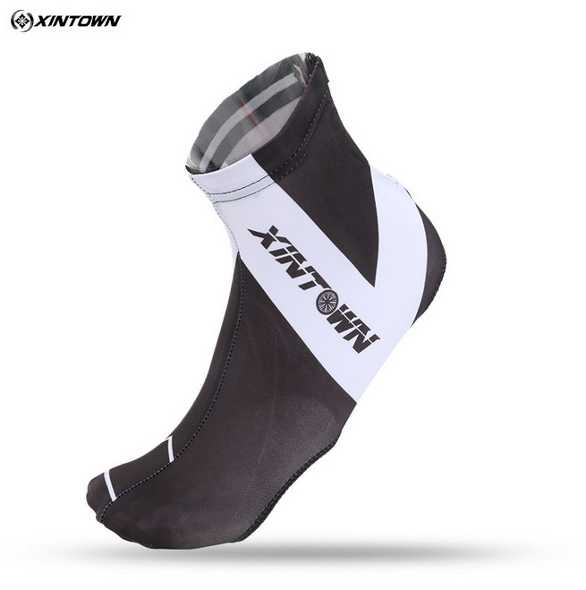 XINTOWN 6 Colors Cycling Shoe Covers MTB Bicycle Women's Men's Bike Team Sport Sneaker Cover Overshoe