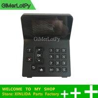 Painel de Controle Original para LaserJet Enterprise m501n  m506n  506dn p/n: J8H60-67904