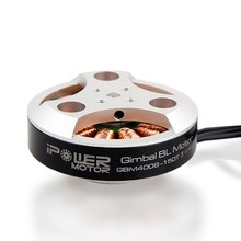 iPower Gimbal Brushless Motor GBM4008-150T for Gopro Camera Gimbal