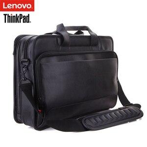 Image 1 - Original Lenovo ThinkPad Laptop Tasche TL410 Business Aktentasche Schulter taschen 15,6 zoll Und Unten