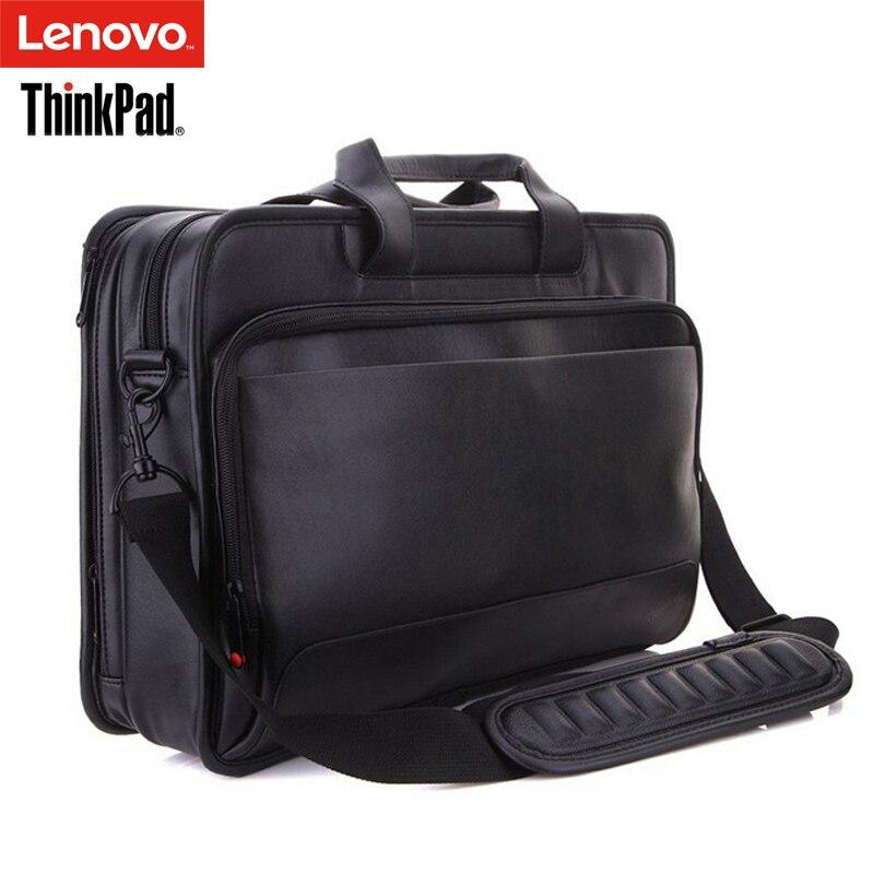Original Lenovo ThinkPad Laptop Saco TL410 Pasta do Negócio sacos de Ombro 15.6 polegada E Abaixo