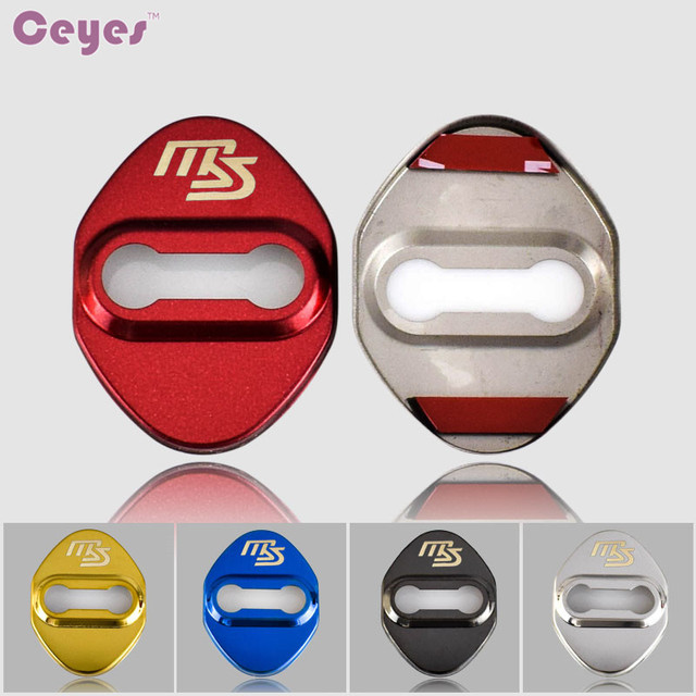 Ceyes Car Styling Car Emblem Sticker Case For Mazda 6 For Mazda 2 Ms