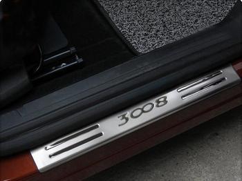 Autocollant de protection pour les accessoires de style   Pour PEUGEOT 207 308 3008 2010 2011