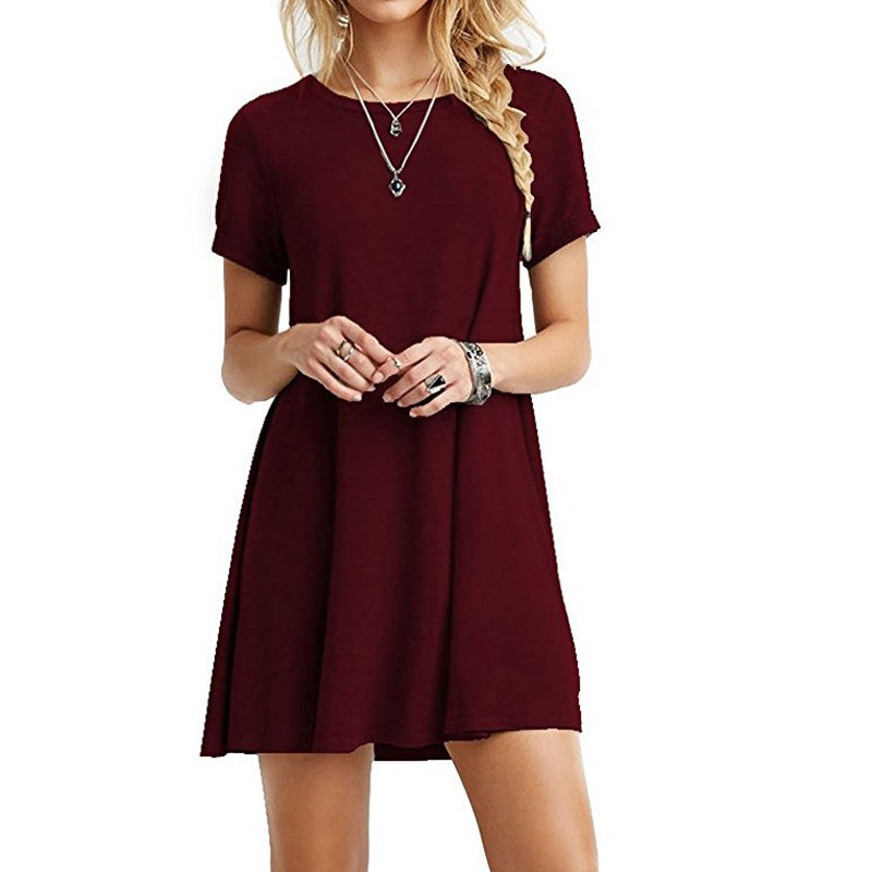 2018 Summer Casual Dresses for Women