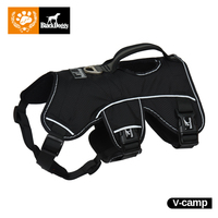 New Dog Harness Pet Products For Large Dogs Vest Reflective Glowing Led Collar Leads Accessories Training