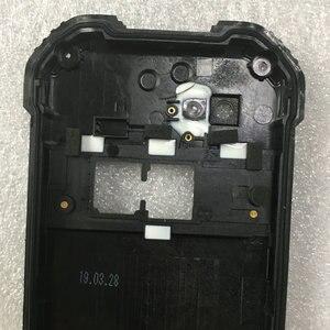 Image 3 - Mythologie Voor Blackview BV6000 Back Cover Voor BV6000S Speaker Case Schroeven Waterproot Mobiele Telefoon Terug Behuizing