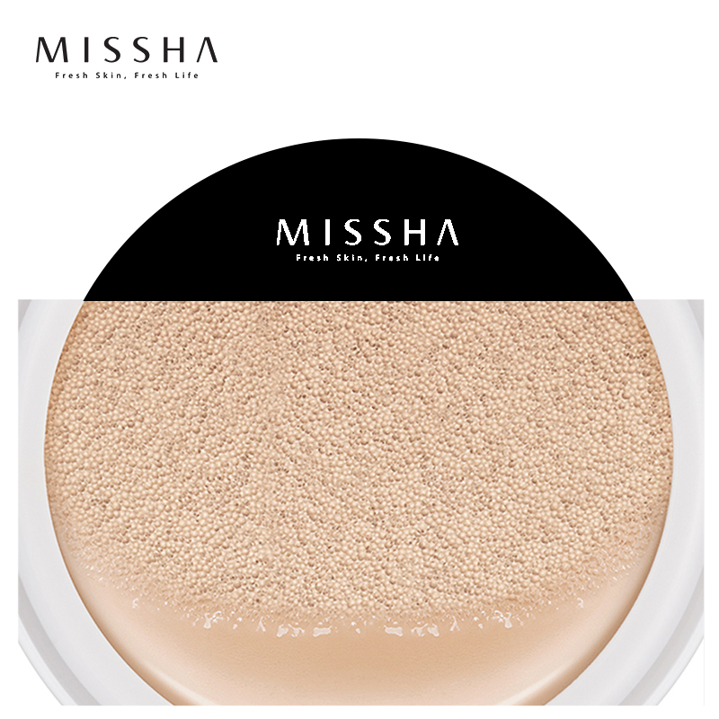 MISSHA M Magic Cushion PA 15g Air Whitening Flawless BB cream Foundation Concealer Makeup Original Korea Cosmetics in BB CC Creams from Beauty Health