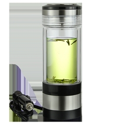 Electric kettle Car heating cup electric cup, 12v car with water heater 100 degree thermos