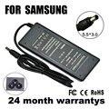 Adaptador AC fonte de Alimentação 19 V 4.74A 90 W Para carregador de laptop samsung AD-9019 A10 R453 R518 R410 R429 R439 P10 P20