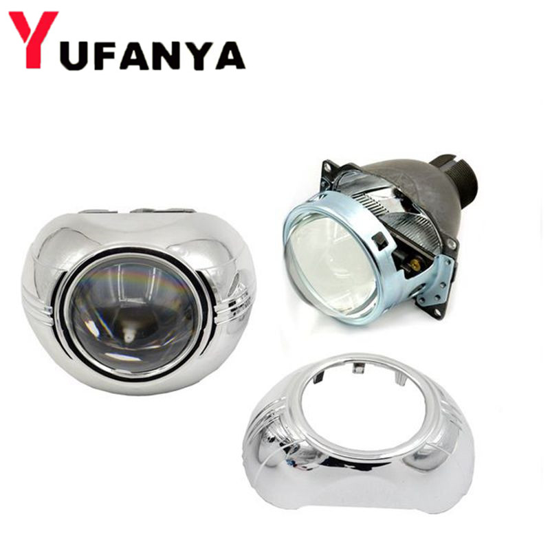 1 Set 80W Cree Chips LED Angel Eyes Halo Marker Ring Light Bulb Canbus For BMW