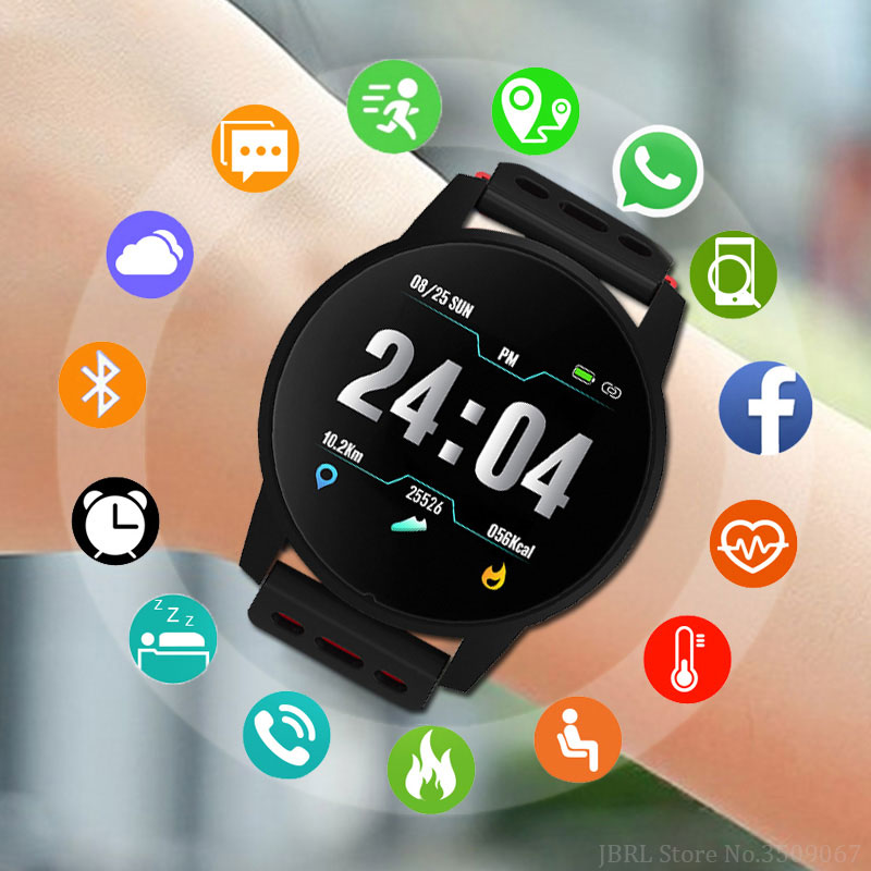 JBRL Sport Digital Watch Children Kids Electronic LED Digital Watches For Girls Boys Child Wrist Watch Watch For Android Relogio