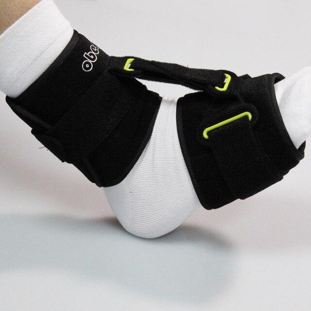 Oblique Orthosis Foot Device Orthodontic Ankle Foot Care Stroke Hemiplegia Rehabilitation Equipment