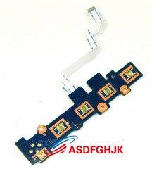 Original para samsung NP-RF710 NP-RF711 portátil placa de botão de energia e cabo BA92-07329A totalmente testado