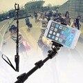 """Con disparador remoto bluetooth original yunteng extensible gopro selfie stick 50 """"monopod para samsung s7 s6 s5 s4 borde más/6 s 5c"""