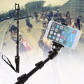 "With Bluetooth Remote Shutter Original YUNTENG Extendable Gopro Selfie Stick 50"" Monopod For Samsung S7 S6 S5 S4 Edge Plus/6S 5C"
