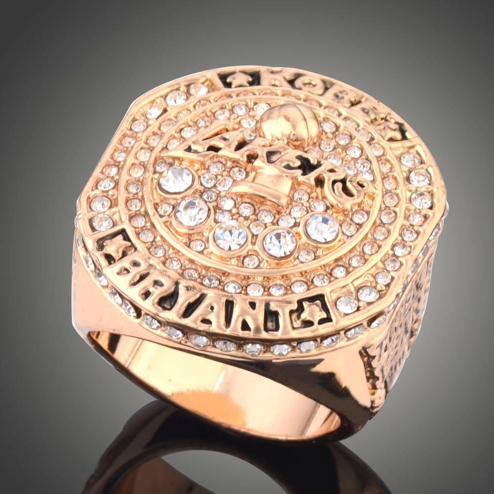 2017 National Basketball Championship 2016 Lakers Kobe Bryant NBA 20  Anniversary Retired Champion Memorial Man Ring J02133 In Rings From Jewelry  ...