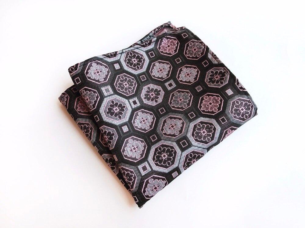 25x25 Big Size Men Fashion Handkerchief Wedding Party Pocket Square