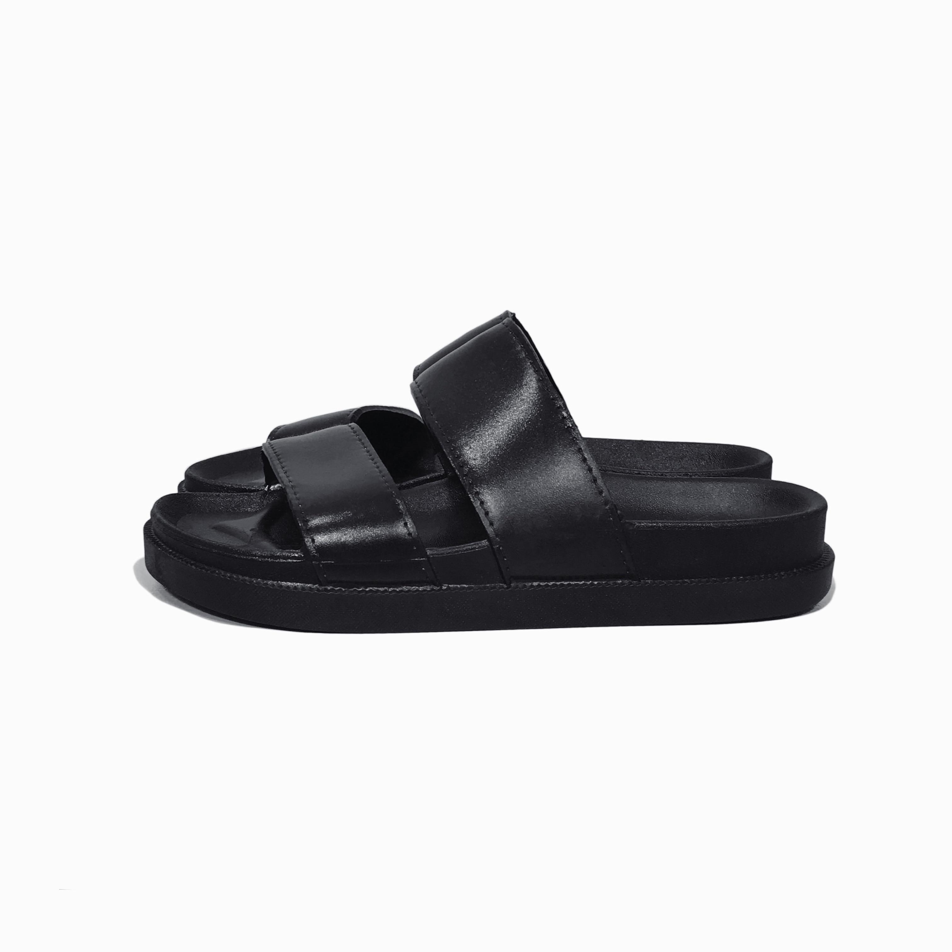 Nouveau Black D'été Noir Pour Appartements Chaussures white Occasionnels Pantoufles De Plage Sandales Diapositives Mode Hommes Flip Marque Flops Chaude R4SwdqH4
