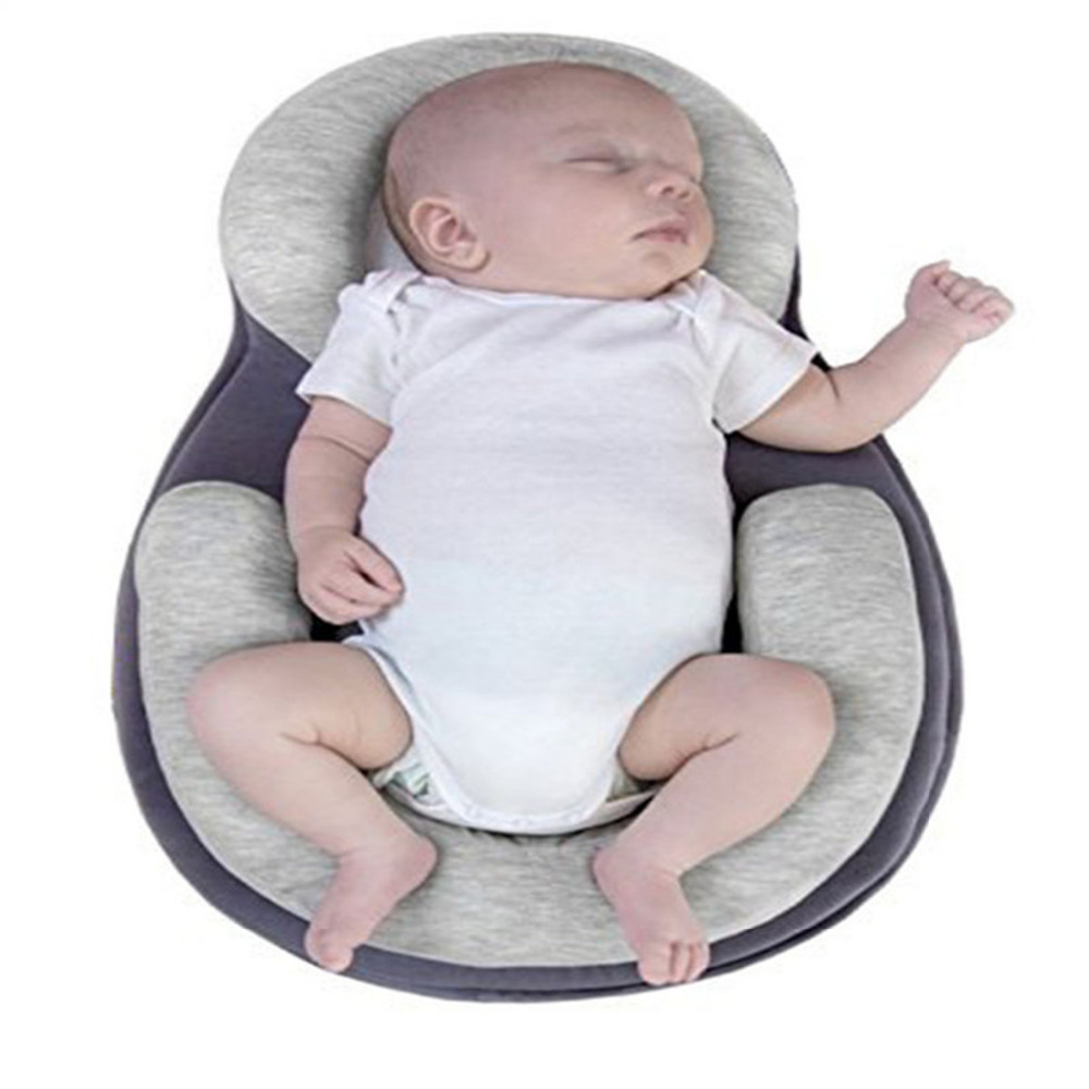 Baby Cribs Babys Sleep Positioning Pad Sleep Position Soft For Comfortable Breathability Breathable Mattress Breathable Fabric