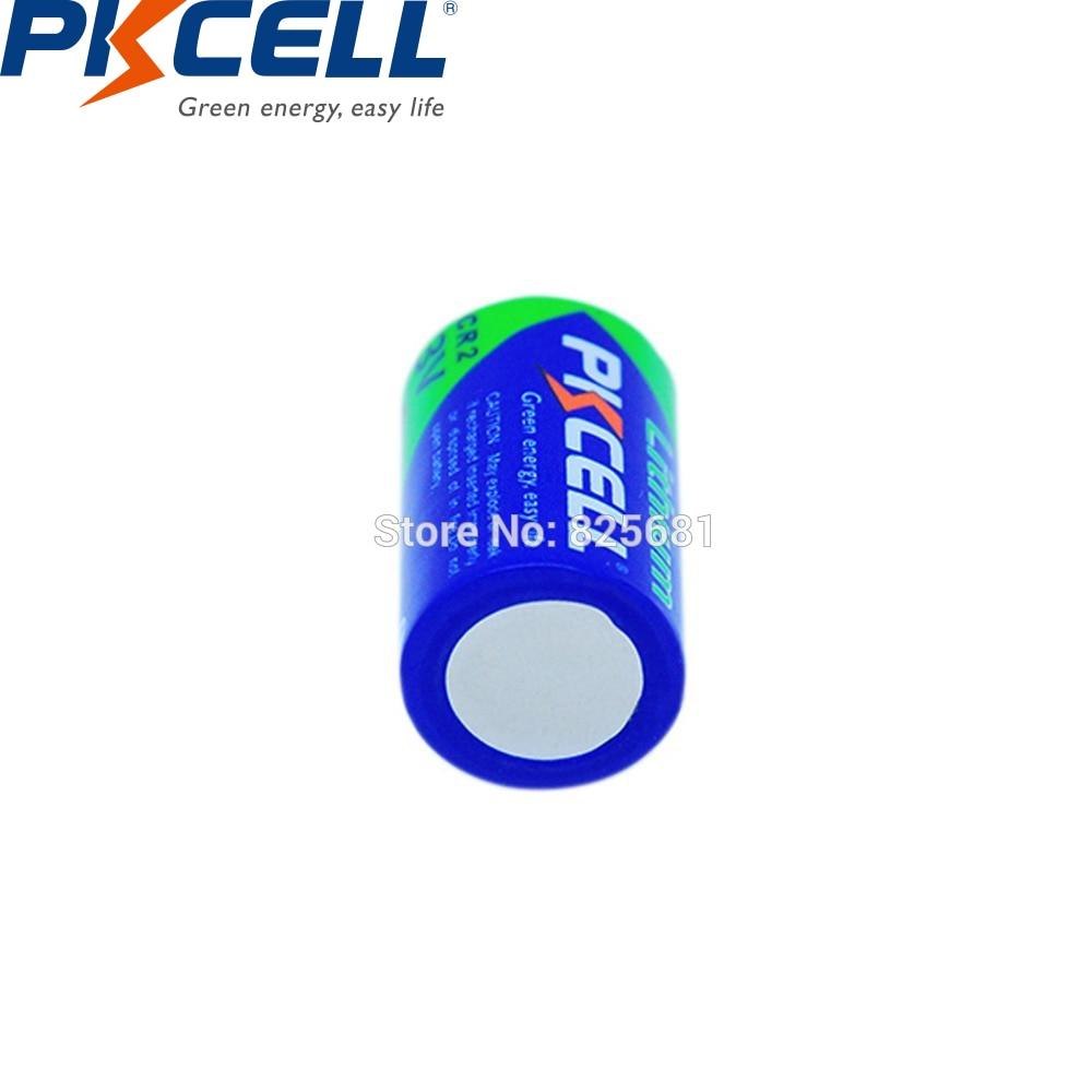 30 pièces PKCELL 3 V CR2 CR15 H270 850 mAh Li MnO2 à usage Unique Batterie Non rechargeable 3 v Batteria Pour Lampe Radio Serrure Électronique-in Piles primaires et sèches from Electronique    3