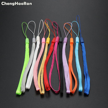 ChengHaoRan Colorful Braided Lariat Lanyard Wrist Hand Rope For GBA GBA SP GB GBC GBM GBP Hand Strap
