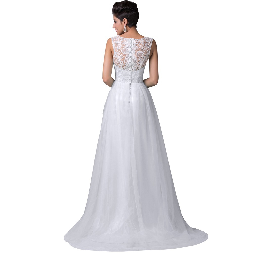 Rõõmsates värvides kleidid valge pitsiga