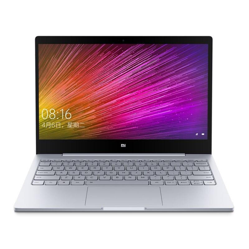 Original Xiaomi Mi Air Laptop 12.5 inch Windows 10 Intel Core m3-8100Y Dual Core 1.1GHz 4GB 128GB HDMI Notebook PC