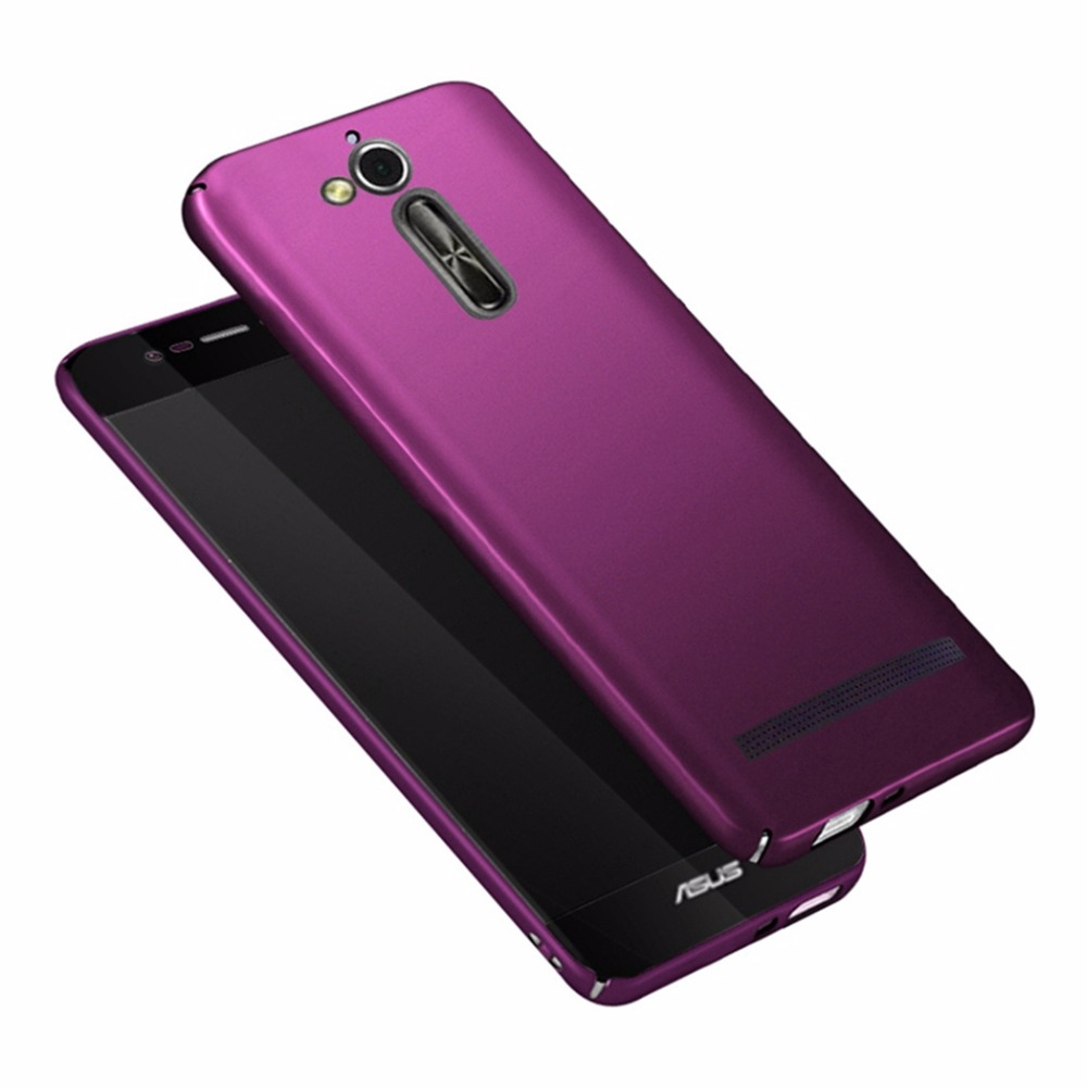 Fashion Hard Frosted Back Cover Case For <font><b>ASUS</b></font> Zenfone GO ZB500KL ZB <font><b>500</b></font> <font><b>KL</b></font> KG 500KL 500KG ZB500 Capas phone case cover 5.0