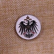 Ii wojna światowa niemiecki ww2 Preussen królestwo prus orzeł emalia Pin pruska odznaka