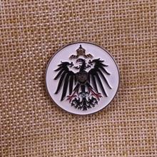wwii german ww2 Preussen Kingdom of Prussia eagle Enamel Pin Prussian Badge