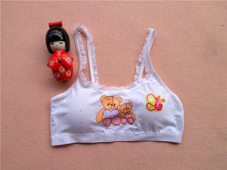 6af239277944d 100% cotton young girls training bra 8 13 years old children bras Condole  belt vest kids bra camisole for child-in Bras from Mother   Kids on  Aliexpress.com ...