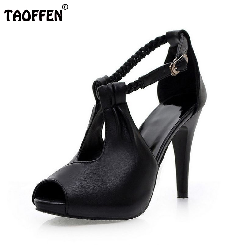 size 30-43 woman ankle strap high heel sandals new arrival hot sale Fashion office summer women casual women shoes P19266 big size hot sale fashion new style ankle strap pumps for women woman party