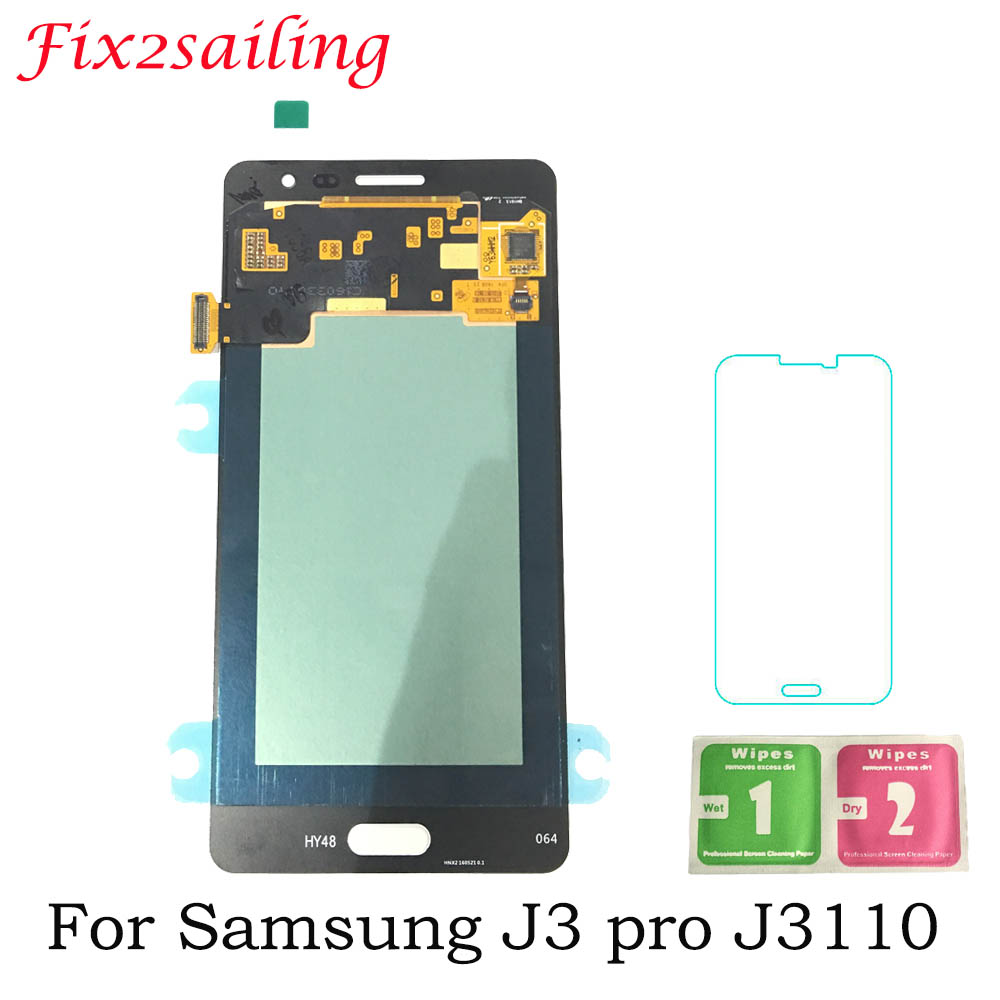 For Samsung Galaxy J3 pro J3109 J3110 J3119 LCDS Display Touch Digitizer Screen Super AMOLED LCD 5.0inch Free Shipping For Samsung Galaxy J3 pro J3109 J3110 J3119 LCDS Display Touch Digitizer Screen Super AMOLED LCD 5.0inch Free Shipping