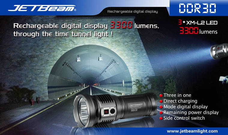 jetbeam DDR30 2