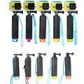 Плавающей Рукоятки Поплавок поплавок стик Для Gopro hero 4 5 SJCAM SJ4000 ручка полюс аксессуары Для Go pro Спорт Действий камеры 10
