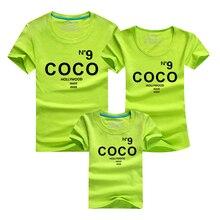 Cultural children t shirt letter boys girls tshirt cotton short sleeve o-neck shirt kikikids summer style boys clothes NFN099