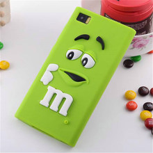 3D M&M's Case for Huawei