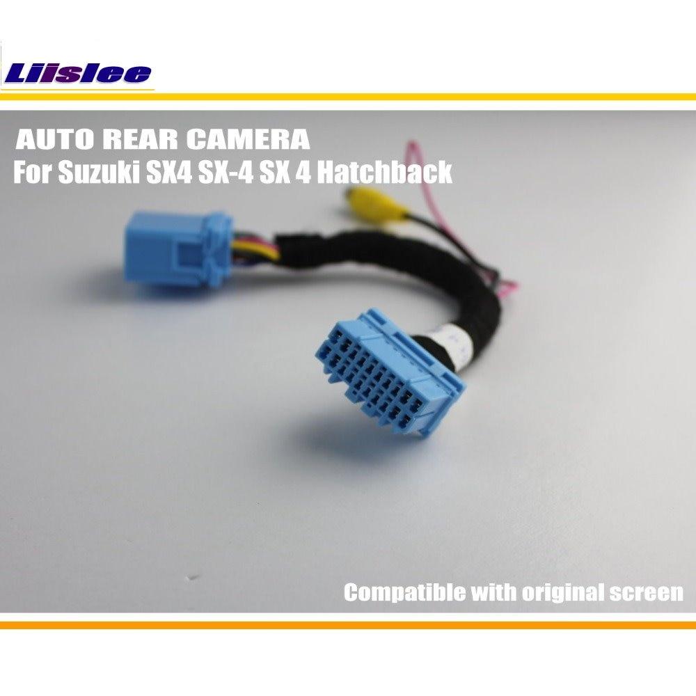 Liislee մեքենայի հետևի տեսախցիկ / Back up - Ավտոմեքենաների էլեկտրոնիկա - Լուսանկար 5