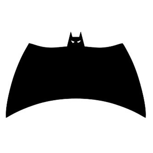 178108CM Batman 1983 Logo Dark Knight Stylish Car Sticker Styling Decorative Stickers
