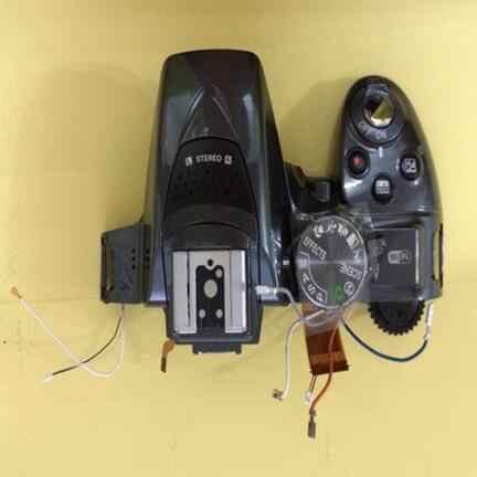 オリジナルd5300トップカバー用ニコンd5300オープンユニットd5300カバーカメラ修理パーツ送料無料