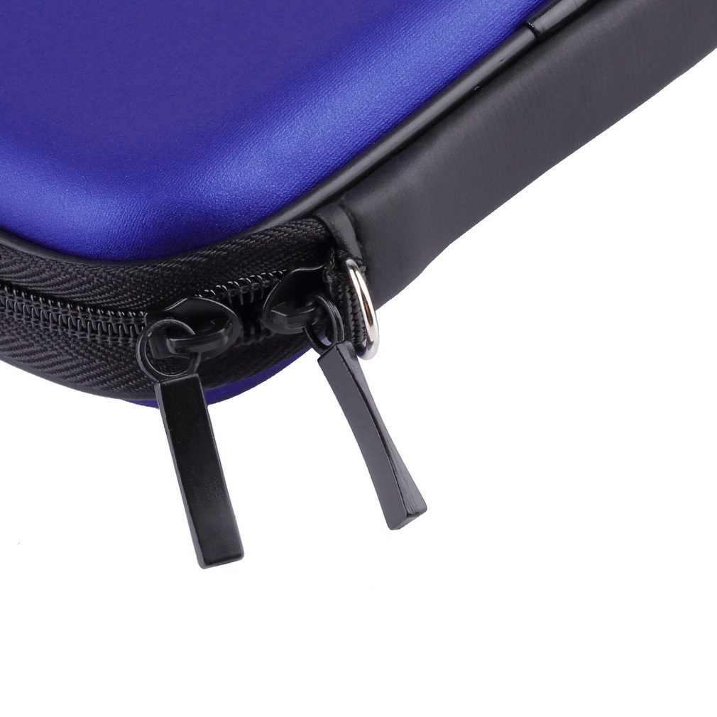 """Hot 2.5 """"HDD Bag zewnętrzne usb dysk twardy Carry przewód usb mini skrzynki pokrywa etui torba na słuchawki na PC Laptop obudowa do twardego dysku"""