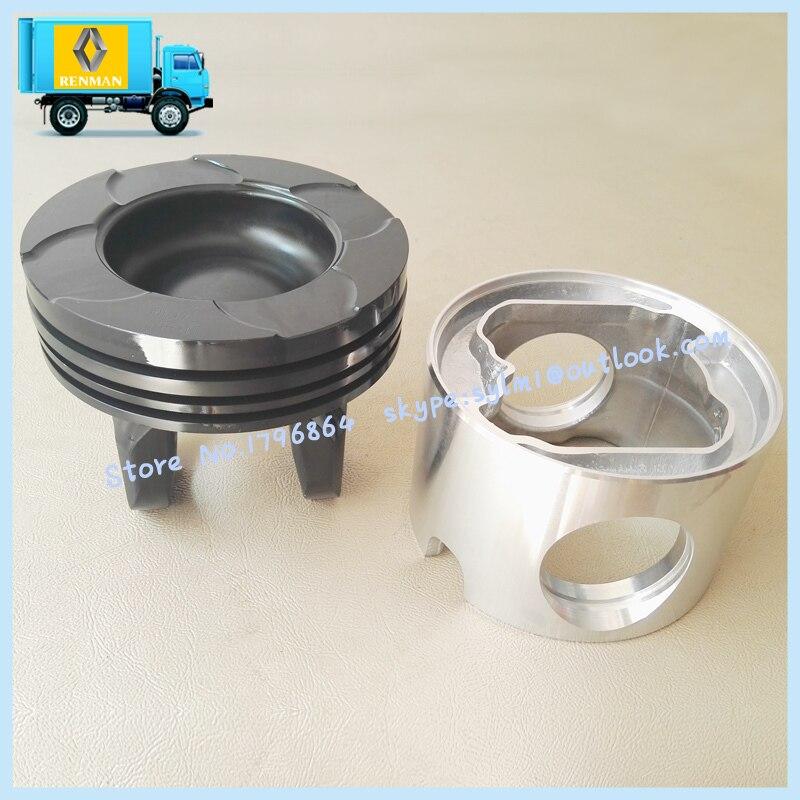 Piston particulier  Dongfeng-pièces-de-moteur-de-camion-Renault-piston-D5600621133