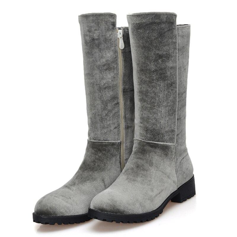 Online Get Cheap Grey Boots -Aliexpress.com | Alibaba Group
