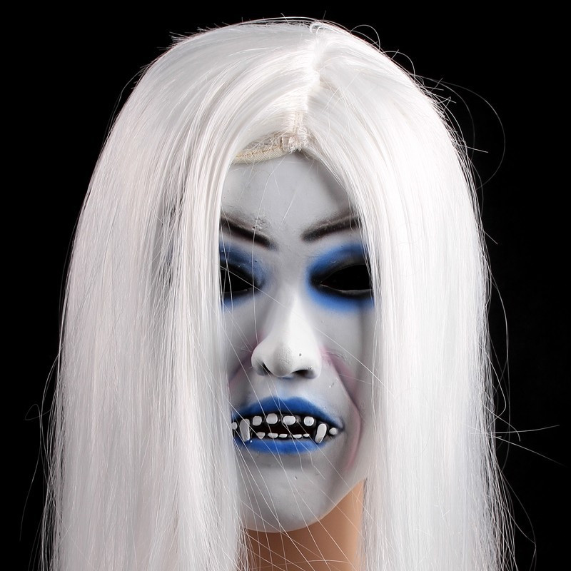Horrible Creepy Toothy Halloween Scary Mask